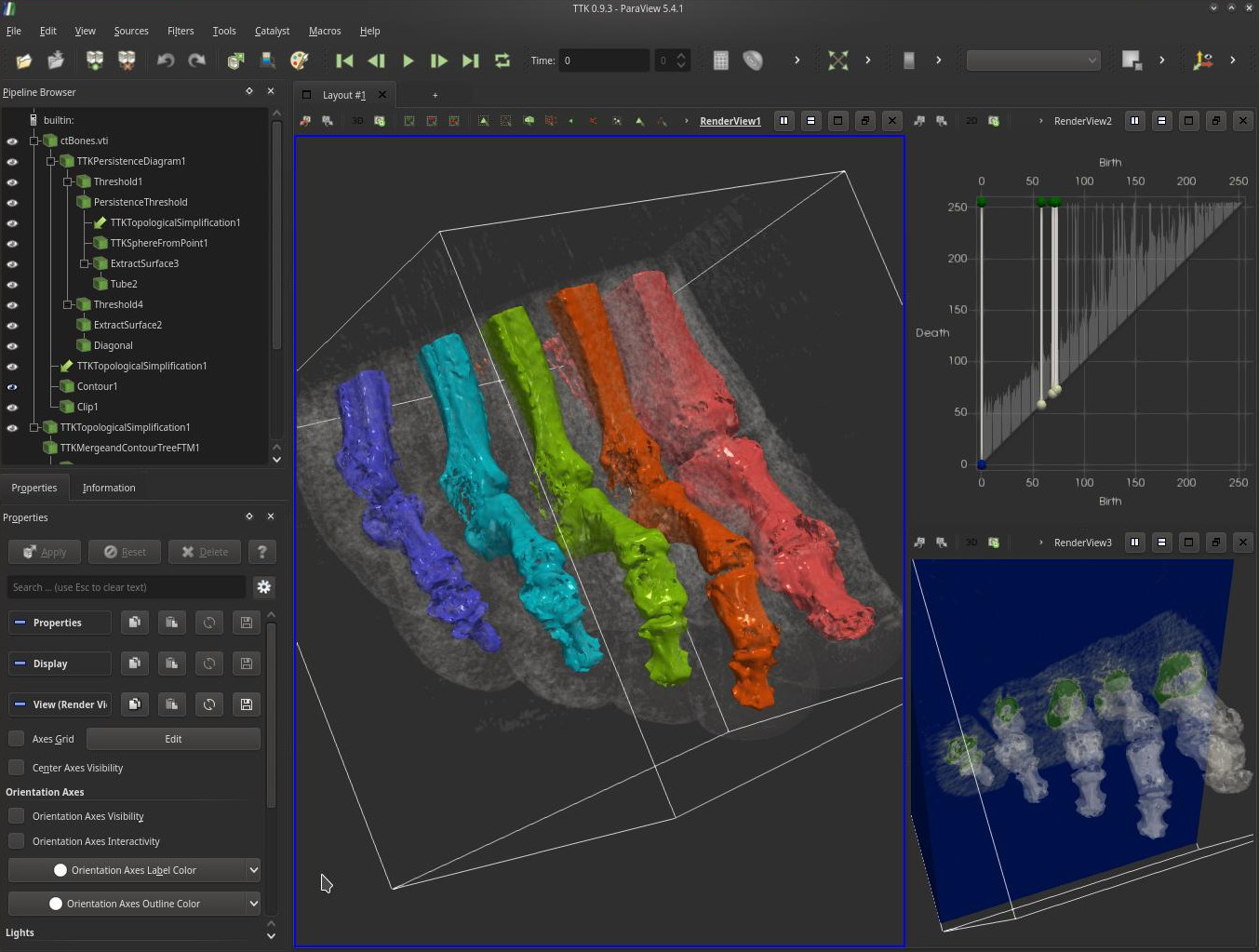 Topological Data Analysis Made Easy with the Topology ToolKit